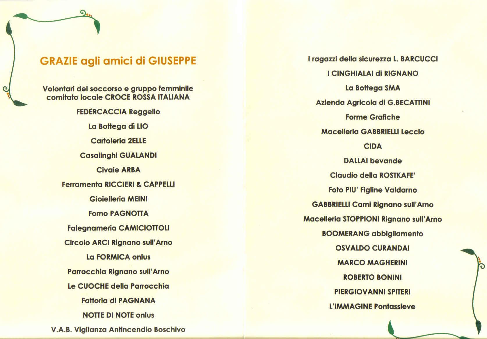 Fondazione Giuseppe Tomasello Onlus